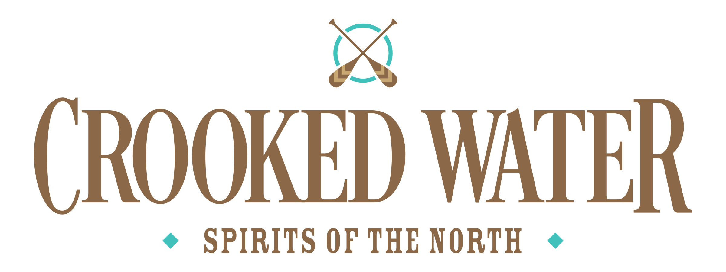 Crooked Water Spirits Logo