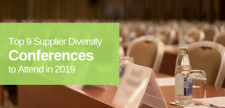 2019 supplier diversity conference