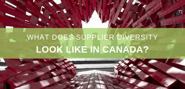 supplier diversity in Canada
